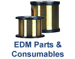 EDM Parts & Consumables