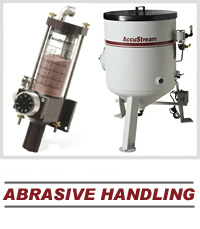 Waterjet Abrasive Handling Equipment